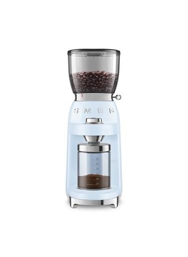Smeg Pastel Mavi Kahve Öğütme Makinası Mavi